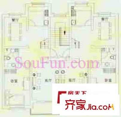 电路 电路图 电子 户型 户型图 平面图 原理图 404_390