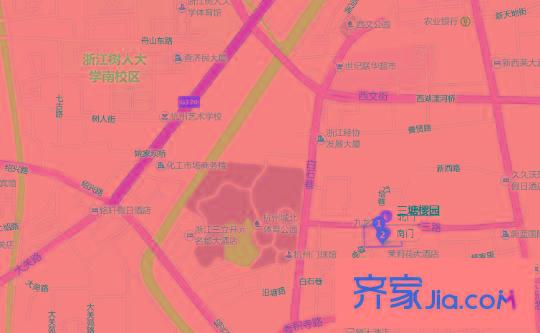 南宁三塘镇地图