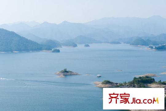杭州天屿千岛湖山顶度假别墅配套图-齐家网小区库