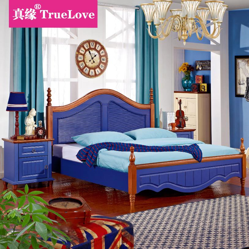 全实木床1.5 儿童床