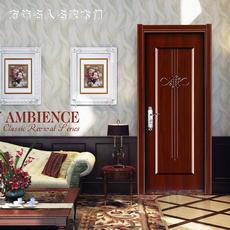 方饰木门 房门 室内门 木质复合烤漆套装门 中式系列 FX-054