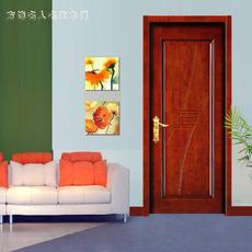 方饰木门 室内门 房门 木质复合烤漆套装门 中式系列 FX-105