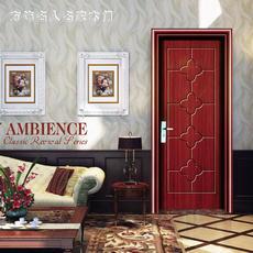 方饰木门 室内门 房门 木质复合烤漆套装门 平板系列 FX-091