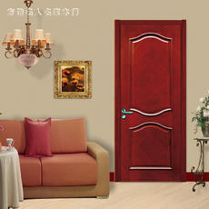 方饰木门 室内门 房门 木质复合烤漆套装门 简欧系列 FX-037