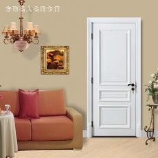 方饰木门 室内门 房门 木质复合烤漆套装门 中式系列 ZC-089