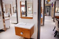 实木浴室柜4858