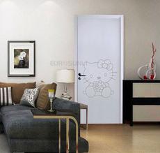 方饰木门 室内门 房门 木质复合烤漆套装门 平板系列 FX-119