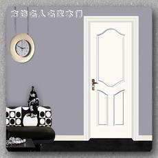 方饰木门 室内门 房门 木质复合烤漆套装门 中式系列 FX-031