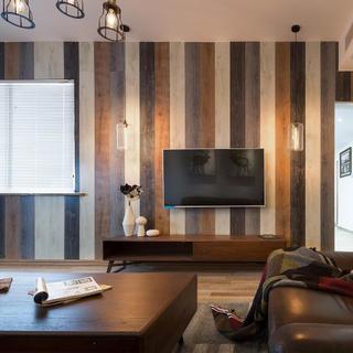 三居室北欧风格装修设计图