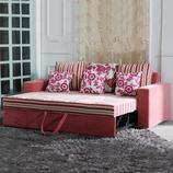2016现货功能沙发床三人布艺沙发可拆洗Y10