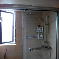 上海万增公司订制铝合金淋浴房801型淋浴房