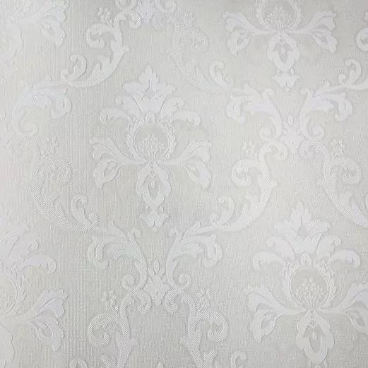 蒙特罗高档刺绣绣花墙布