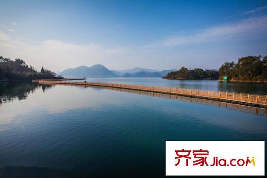 黄山第一上海中心黄山太平湖风景区