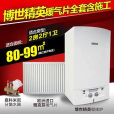 上海明装暖气片家用暖气片水暖安装钢质暖气片散热片专业施工特惠