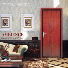 方饰木门 室内门 房门 木质复合烤漆套装门 平板系列FX-099