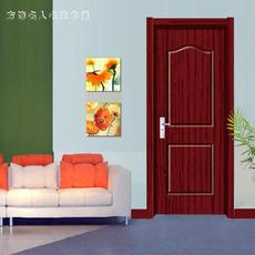 方饰木门 房门 室内门 木质复合免漆套装门 ZC-173