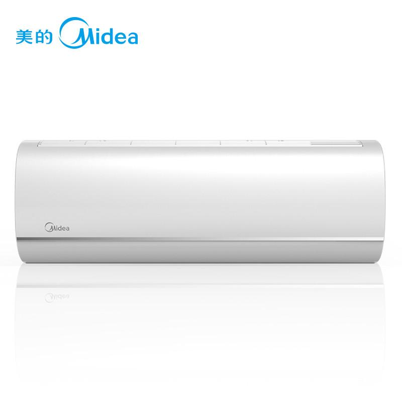 美的空调kfr-35gw/bp3dn1y-ya201(b2)陶瓷白/苏宁云居app控制