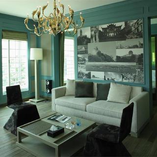 公寓式精品酒店装修设计图