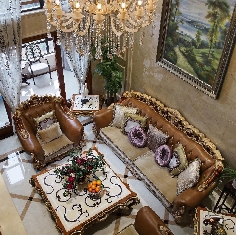 金碧辉煌 别墅装修欧式风格豪华型装修140平米以上装修 0 新古典欧式