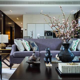 中式别墅装修设计 清净素雅