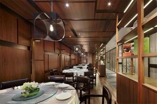 港式餐厅装修墙面设计