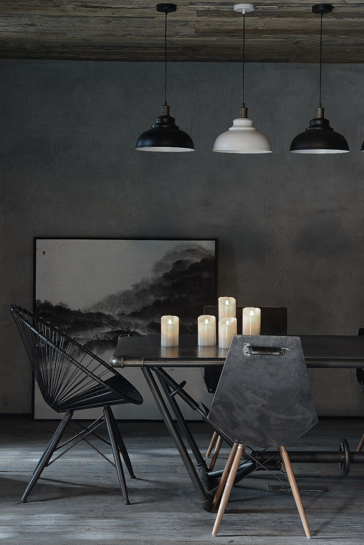 工作室设计餐桌椅图片