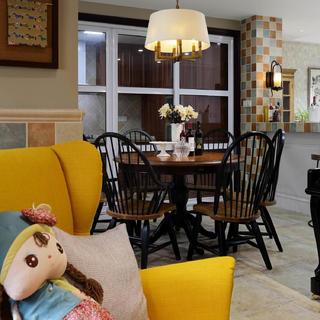 美式别墅装修设计 清新舒畅