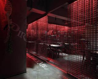 酒吧餐饮空间装修灯光设计