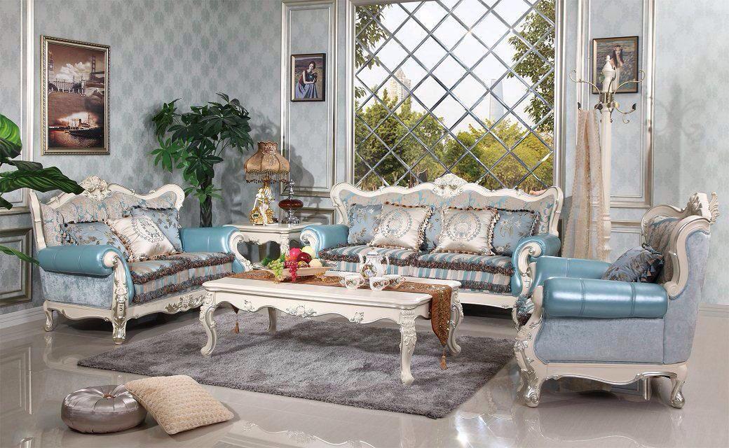 卡莎2代皮+布沙发893