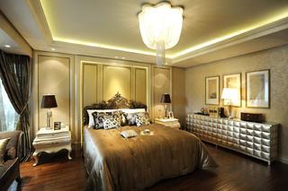 大户型欧式装修卧室效果图