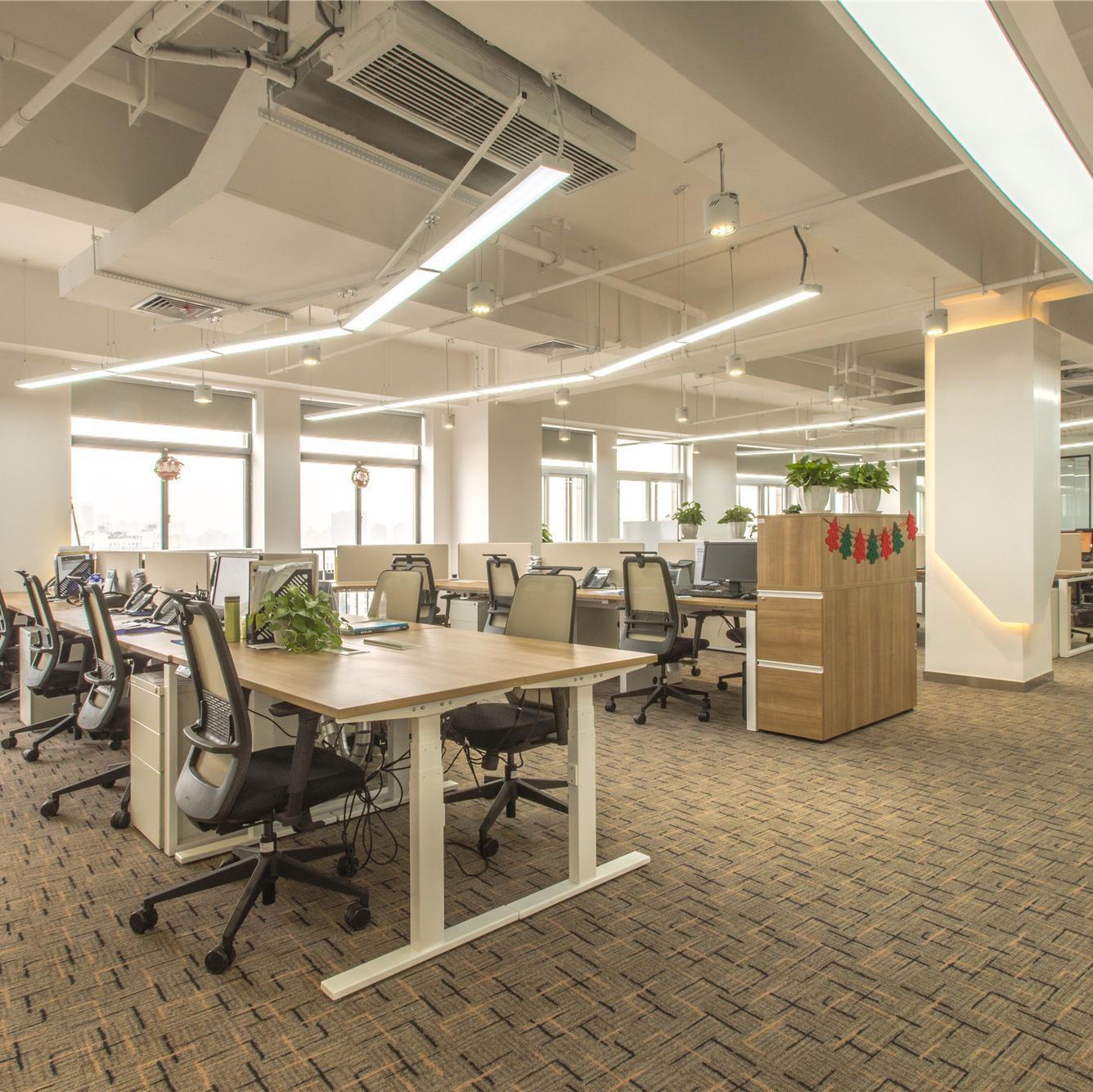简约风办公室装修设计图