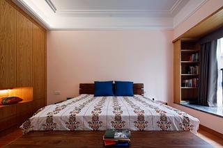 大户型简约复式装修卧室布置图