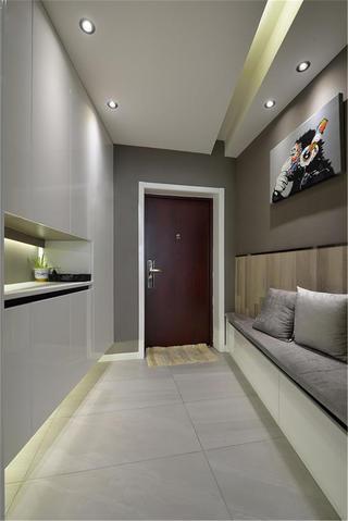 60平一居室装修玄关图片