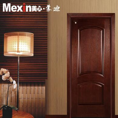 mexin美心木门 简约欧式室内门 实木复合门卧室门包安装 8623预约