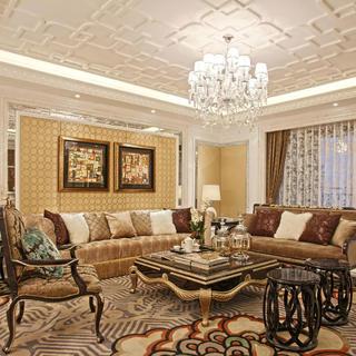欧式别墅装修设计 奢华尊贵