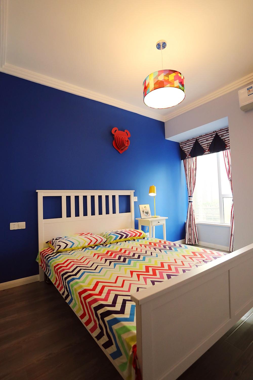 现代公寓装修儿童房设计图