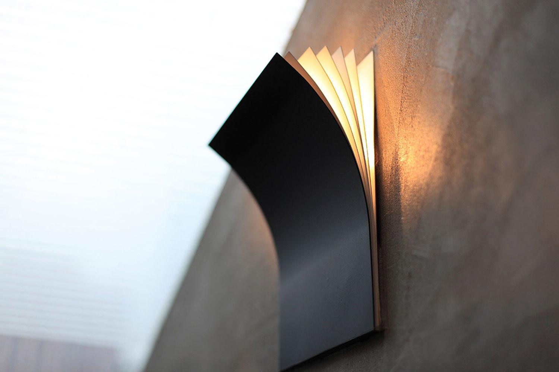 60平Loft工业风设计壁灯图片
