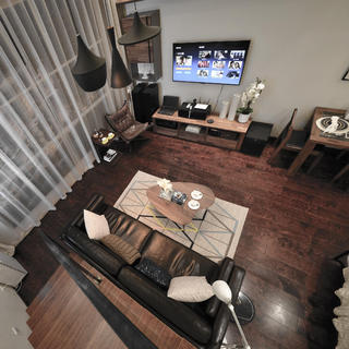 小户型公寓装修设计图