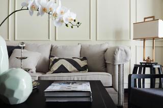 105平现代英伦风格家沙发图片