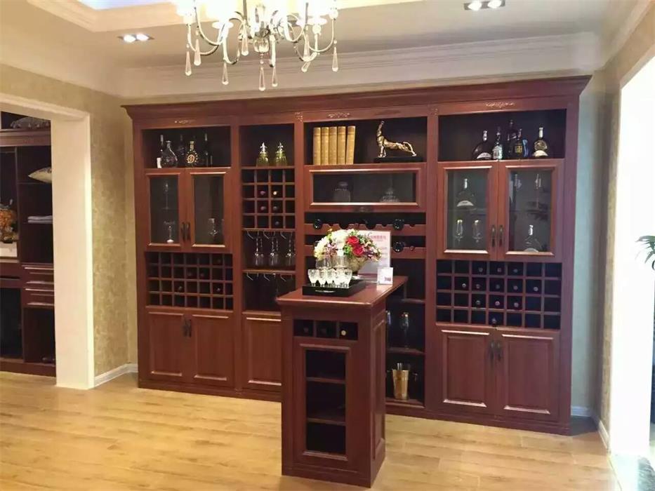 亚丹红酒柜                           风格:                 欧式