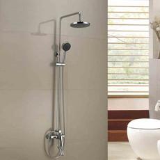 金牌卫浴 淋浴花洒RF13057B  全铜镀铬  中国十大卫浴品牌