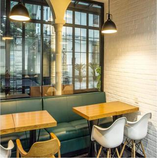 北欧风餐馆设计 淡雅有格调