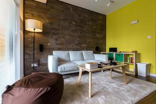 80平简约风格装修客厅设计图