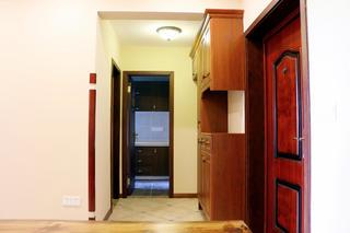 中式风格装修玄关设计