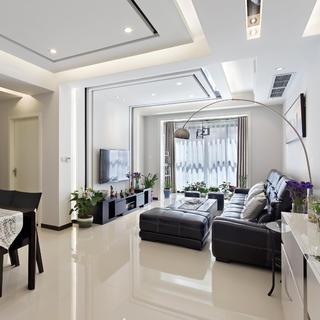简约二居装修设计 个性与平静