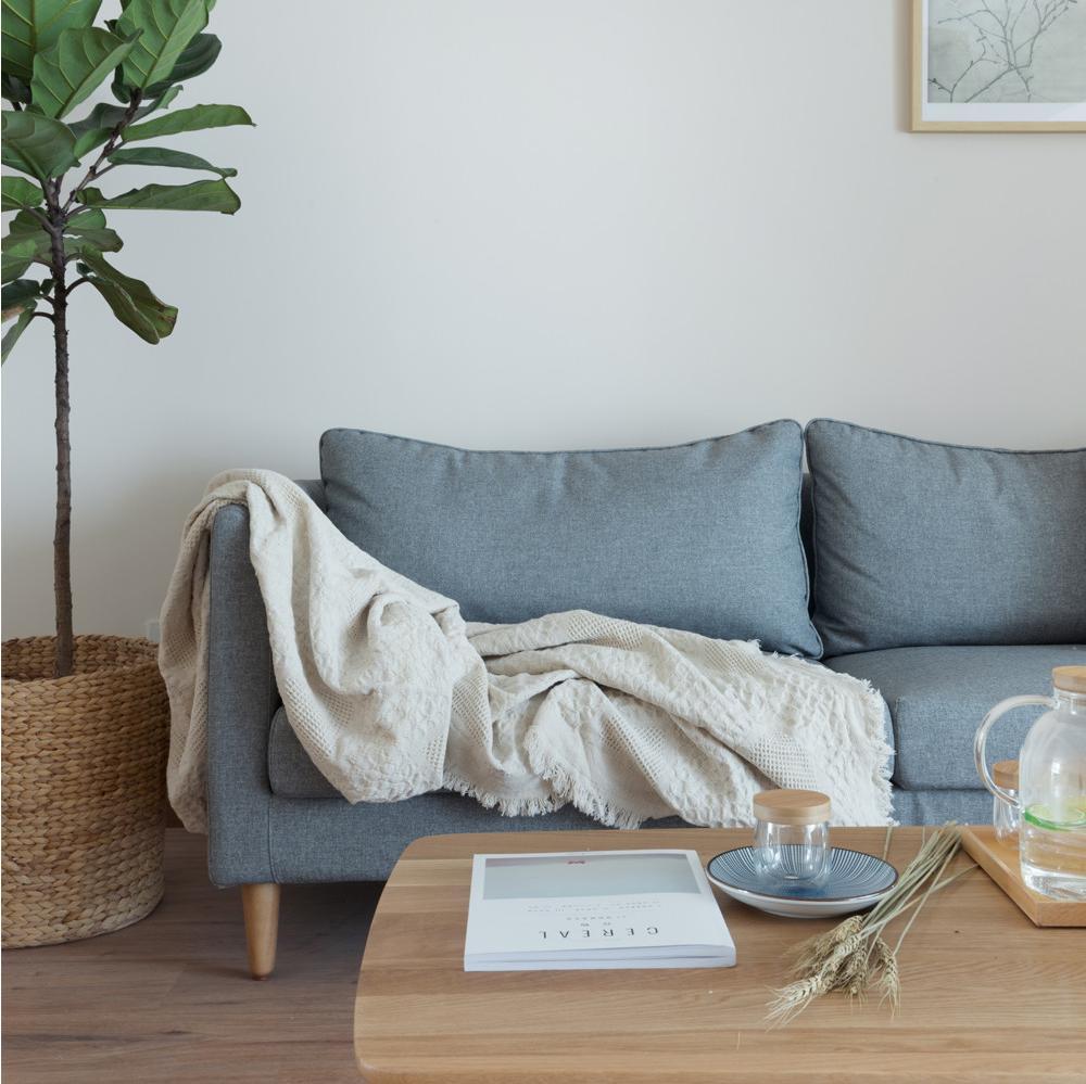 日式三居装修设计 林间葵