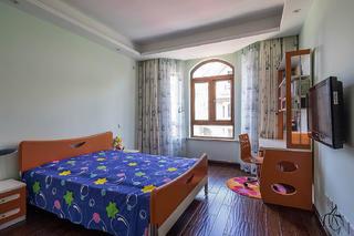 新中式风格别墅装修儿童房设计图