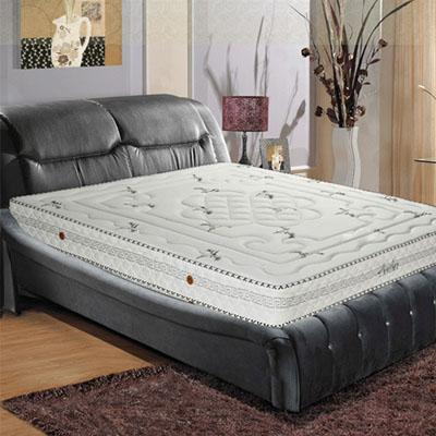 居美印尚 黑与白 独立弹簧乳胶床垫