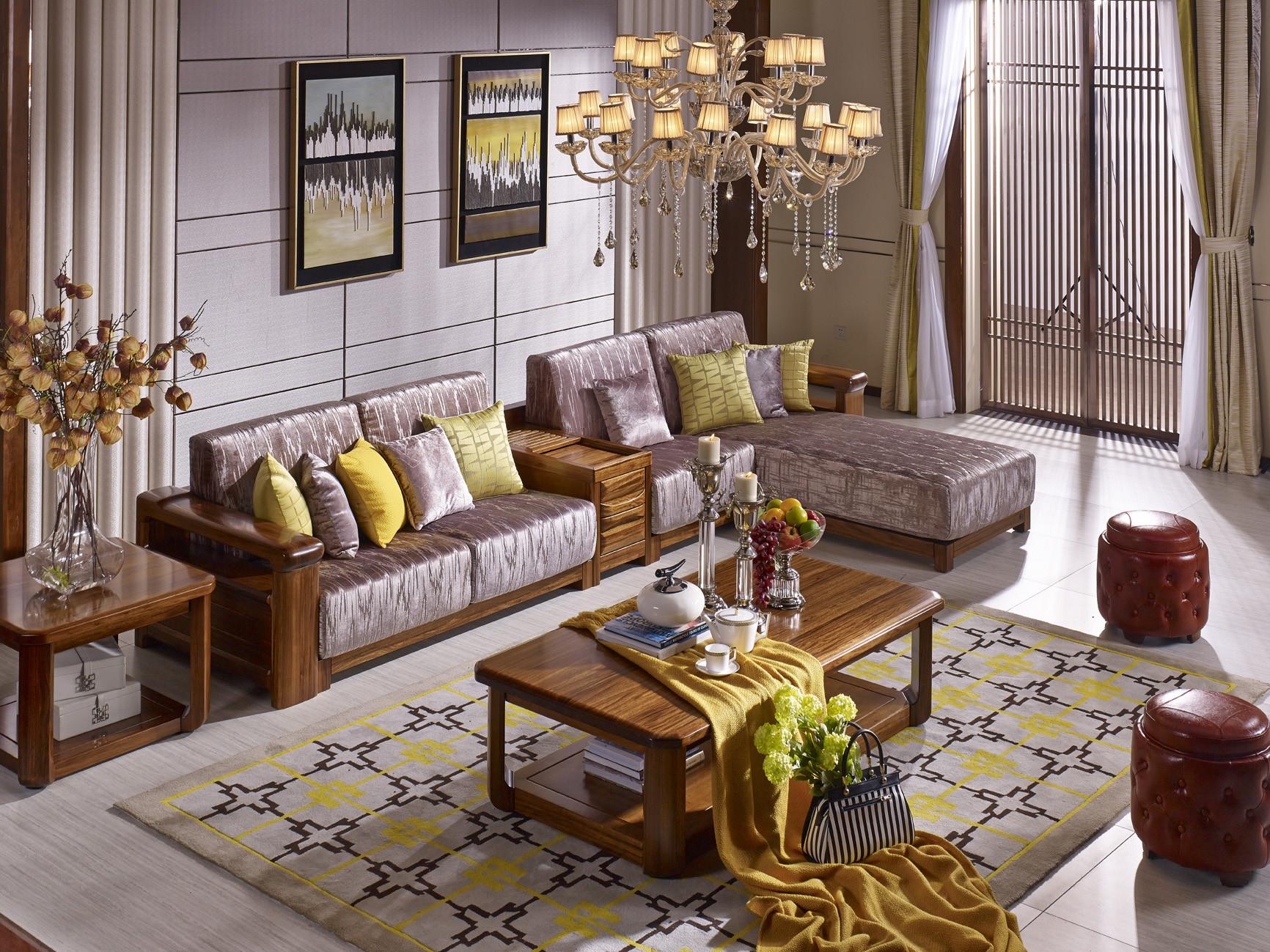 南洋迪克现代新派实木家具