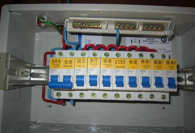电路施工工艺以及安装要求!家装热线:15500799269